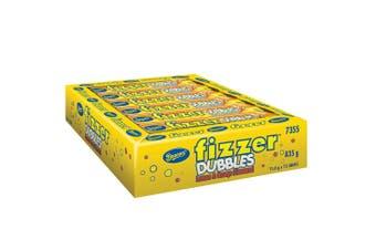 72pc Beacon Fizzer Dubbles 853g Fruity Chewy Candy/Lolly/Candies Lemon/Orange