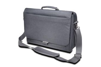 "Kensington LM340 Shoulder Messenger Bag 14.4""/36.6cm Laptop/10"" Tablet Grey"