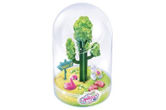 So Magic Large DIY Magic Terrarium Kit/Maker Toys for Kids/Children 8y+ Desert