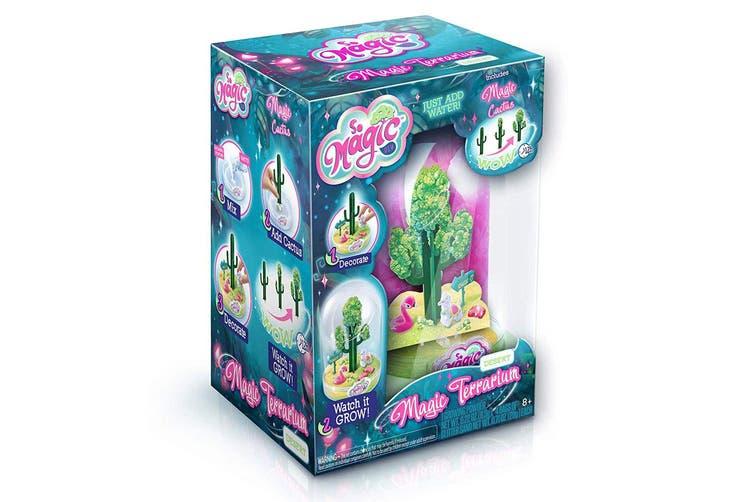 So Magic Large DIY Magic Terrarium Kit/Maker Toys for Kids/Children 8y+ Desert