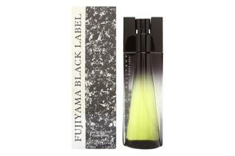 Fujiyama Black Label Pour Homme 100ml Eau De Toilette Fragrance/Spray for Men