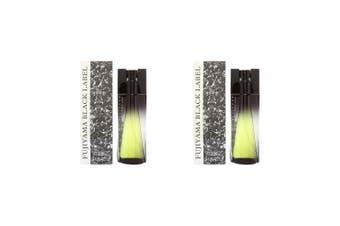 2x Fujiyama Black Label Pour Homme 100ml Eau De Toilette Fragrance/Spray for Men