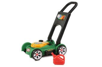 Little Tikes Gas 'n Go Garden Lawn Mower Kids/Children 18m+ Pretend Play Green