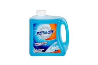 Northfork 2L Glass/Window Cleaning Liquid for Home/Office Mirror/Car Windscreen