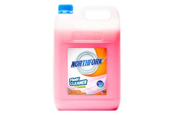 Northfork 5L Floor/Tiles Cleaning/Cleaner Dirt/Grease Remover with Ammonia