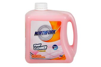 Northfork 2L Floor/Tiles Cleaning/Cleaner Dirt/Grease Remover with Ammonia