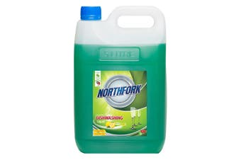 Northfork 5L Biodegradeable GECA Dishwashing Dishes Concentrate Liquid/Soap
