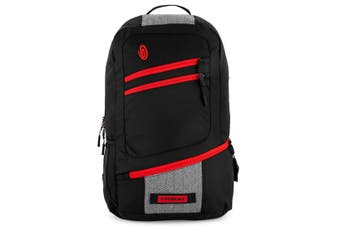 "Timbuk2 20L Shotwell 15-Inch Laptop Case/Cover Backpack Carry Bag 15"" Black/Red"