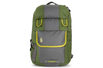 "Timbuk2 28L Amnesia Men Cycle Travel Backpack Bag For 15"" Laptop/Notebook Green"