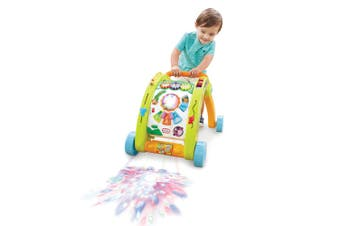 Little Tikes Light N Go 3 in 1 Activity Walker Sit/Stand/Walk Baby/Toddler 9-36m
