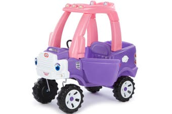Little Tikes Princess Cozy Truck Kids/Children/Toddler Push Ride On Toy 18m-5y