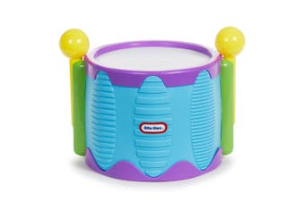 Little Tikes Tap-A-Tune Drum Musical Instrument Educational Toy 12m+ Baby/Kids