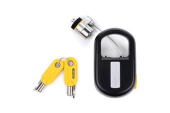 Kensington MicroSaver Retractable Keyed Laptop Lock/Security/Anti-theft/1.2m