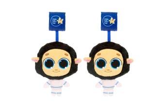 2PK Little Tikes Musical Minis Baby 6m+ Toy for Car Seat/Pram BaaBaa the Sheep