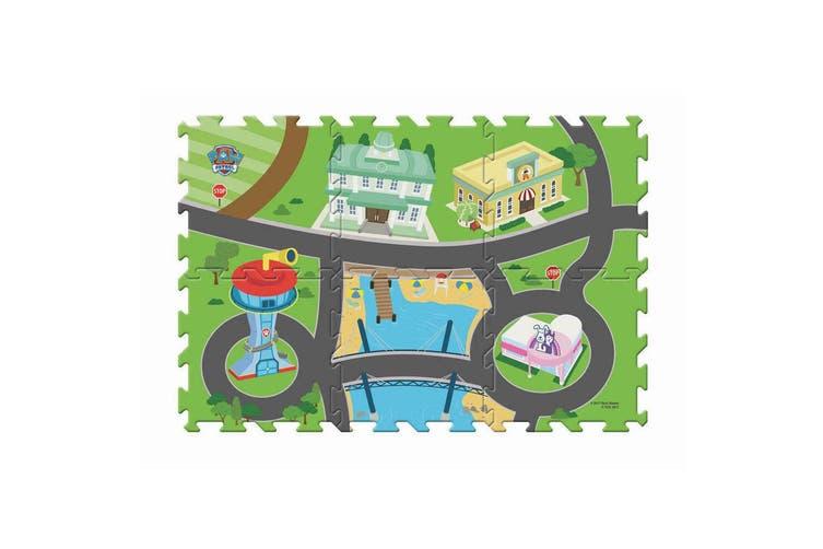 "3x Paw Patrol 28"" x 19"" Megamat/Playmat Playset w/ Assorted Vehicle Toy Kids 3y+"