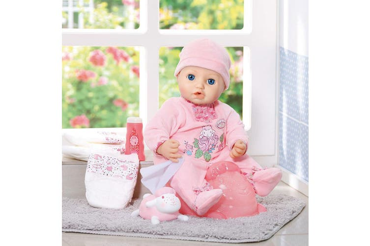 Dick Smith | Baby Annabell Potty Powder/Tissue/Nappies ...