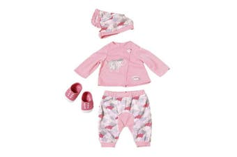 Baby Annabell Deluxe Counting Sheep Clothing/Hat/Shoes for Toy Doll Set Kids 3y+