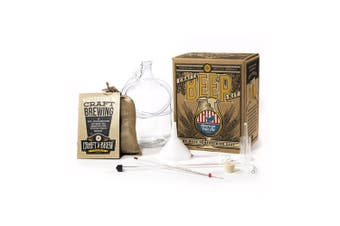 Craft A Brew American Ale Pub Brew Beer/Liquor Home Glass Brewing Starter Kit