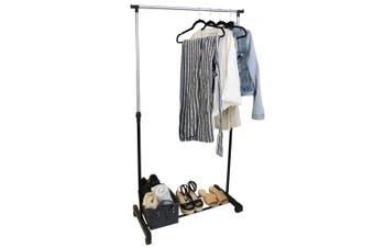 Box Sweden Hight Adjustable Garment/Clothes Rack/Closet Hanger Organiser/Storage