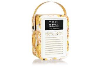View Quest Retro Mini Marmalade DAB+ Digital AM/FM Radio/Bluetooth Speaker