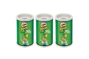 3PK Helix Pringles Single Hole Pencil Sharpener School/Office Sour Cream & Onion