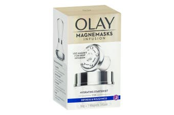 Olay 50g Women Magnemasks Infusion Hydrating Mask & Infuser Starter f/ Dry Skin