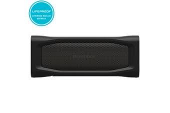 Lifeproof Aquaphonics AQ10 Portable Bluetooth Waterproof Speaker w/ Mic Black