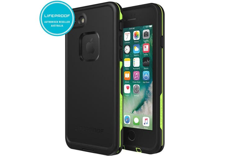Lifeproof Fre Case/Cover Waterproof Drop Proof for iPhone 7 Plus/8 Plus Black
