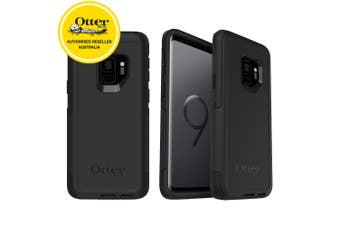 Otterbox Commuter Tough Shockproof Case Samsung Galaxy S9+/S9 Plus Cover - Black
