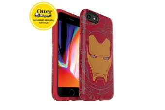 OtterBox Symmetry Marvel Drop Proof Case/Cover for iPhone X/Xs Iron Man