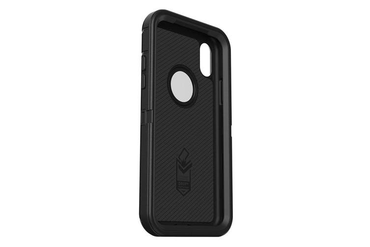 Otterbox Defender Rugged Tough Case Cover w/ Belt Clip for iPhone X/Xs Black