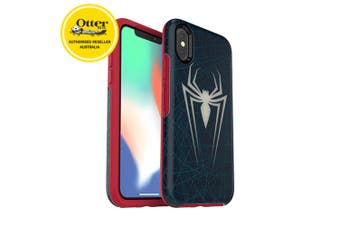 OtterBox Symmetry Marvel Drop Proof Case/Cover for iPhone X/Xs Spiderman