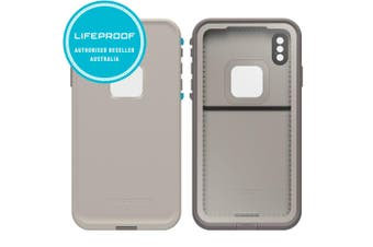 LifeProof Fre Dropproof Case Waterproof Cover for Apple iPhone Xs Max Body Surf