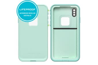 LifeProof Fre Dropproof Case Waterproof Dust Cover for Apple iPhone Xs Max Tiki