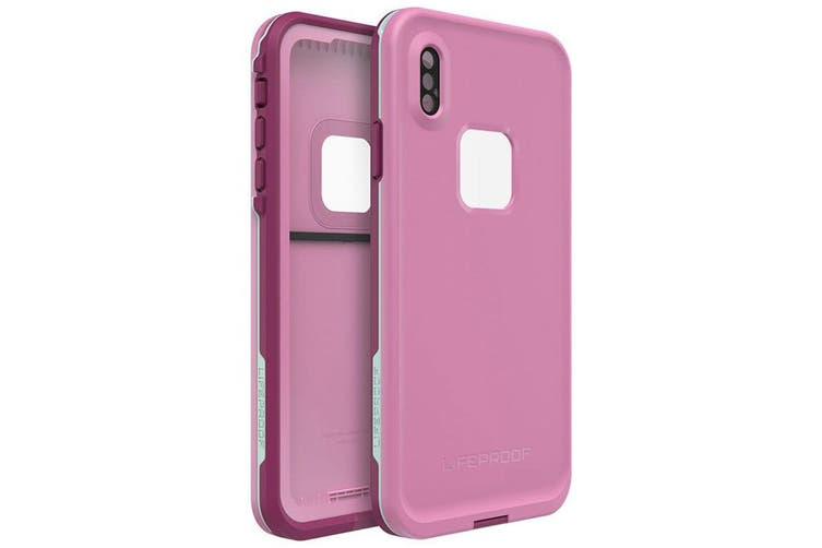 LifeProof Fre Case Protector Drop Protection for Apple iPhone XS Max FrostBite