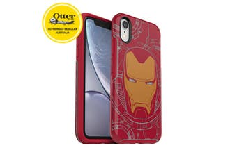 OtterBox Symmetry Marvel Drop Proof Case/Cover for iPhone Xs Max Iron Man