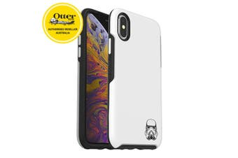 OtterBox Symmetry Star Wars Drop Proof Case/Cover for iPhone X/Xs Stormtrooper