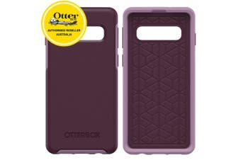 Otterbox Symmetry Case Protective Slim Cover for Samsung Galaxy S10 Tonic Violet