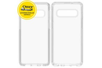 Otterbox Symmetry Slim Protect Case Cover for Samsung Galaxy S10 Clear Stardust