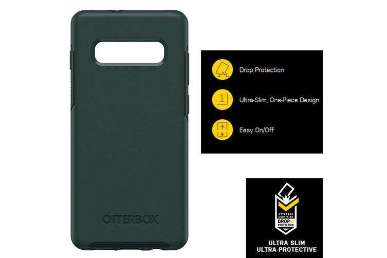 Otterbox Symmetry Protective Case Cover for Samsung Galaxy S10+ Plus Ivy Meadow
