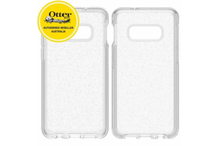 Otterbox Symmetry Slim Protect Case Cover for Samsung Galaxy S10e Clear Stardust