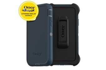 Otterbox Defender Case Rugged Mobile Cover for Apple iPhone 11 Gone Fishin Blue