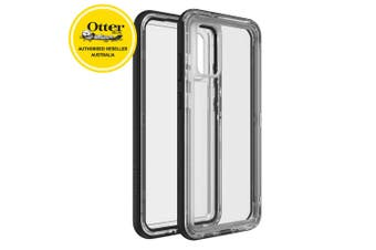 Lifeproof Next Rugged Shockproof Case for Samsung Galaxy S20 Plus Black Crystal