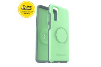 Otterbox Otter + Pop Symmetry Case Shockproof Cover for Samsung Galaxy S20 Mint