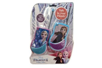 Disney Frozen 2 Kids Walkie Talkie 5y+ 2-Way Radio Game Children Outdoor Toy