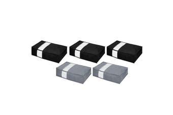 5PK Box Sweden Mode 70L Underbed Storage Bag Accessories/Clothes Organiser Asst.