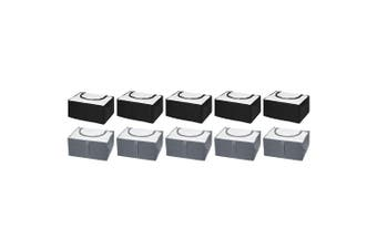 10x Box Sweden Mode 80L Storage Bag Accessories/Clothes Organiser Container Asst