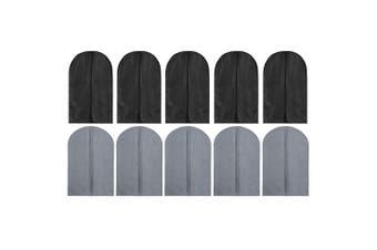 10x Box Sweden Mode 90cm Clothes Cover Garment Dustproof Protector Storage Asst.