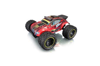 Maisto Tech 1:43 Red RC Bad Buggy Rechargeable Off Road Kids Remote Control Toy