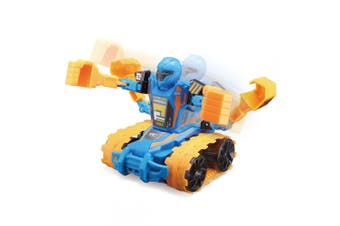 Maisto Tech R/C Tank Transforming Robo Fighters Remote Control Kids Toy 5y+ ORG